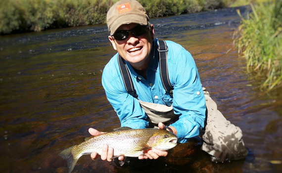 Colorado Fly Fishing Guide Service Aspen Flyfishing